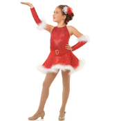 Little St. Nick Holiday Costume
