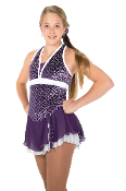 Jerry's 617 Amethyst Trysts Skating Dress