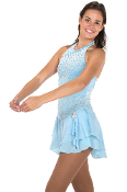 Jerry's 677 Crystal Blue Skating Dress
