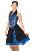 Jerry's 118 Royal Rhumba Skating Dress