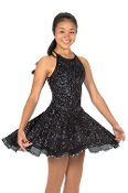 Jerry's 129 Silverstep Dance Skating Dress