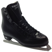 Riedell 19 Emerald Boys Ice Skates