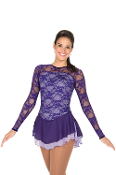 Jerry's 79 Lace Over Lavender Skating Dress