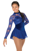 Jerry's 108 Royally Lacy Figure Skating Dress