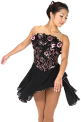 Jerry's 120 Dance of the Roses Skating Dress
