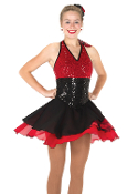 Jerry's 125 Tango Fandango Skating Dress