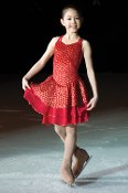 Jerry's 126 Rhythmic Ruby Skating Dress