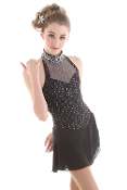 Elite Xpressions 1503 Figure Skating Dress