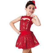 Jazz Just Dance Dress