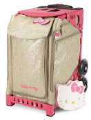 ZUCA Hello Kitty Good as Gold Pink Frame