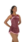 Jerry's 235 Zinfandel Figure Skating Dress