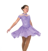 Jerry's 256 Lyrical Lilac Dance Skating Dress