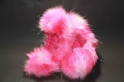 Fuzzy Soakers Glitter Crazy Fur - Pink