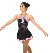 Jerry's 225 Sequin Figure Skating Dress