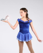 Elite Xpressions 1600 Figure Skating Dress