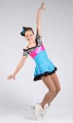 Elite Xpressions 1604 Figure Skating Dress