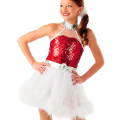 All I Want for Christmas Dance Dress