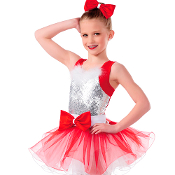 Holly Jolly Christmas Dance Dress