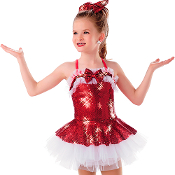 Gift Wrapped Holiday Costume