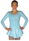 ChloeNoel DLP728 Figure Skating Dress