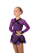 Jerry's 52 Cavalcade Figure Skating Dress