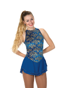 Jerry's 76 Ivy League Figure Skating Dress