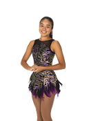 Jerry's 87 Cast a Spell Figure Skating Dress