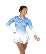 Jerry's 92 Cloud Nine Figure Skating Dress