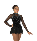 Jerry's 112 Enigmatic Figure Skating Dress