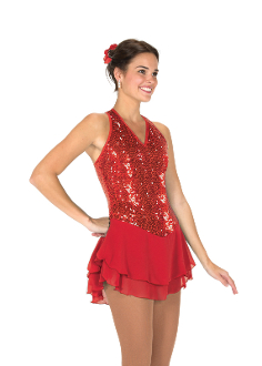 Jerry's 113 Sparks & Sparkles Figure Skating Dress