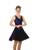 Jerry's 121 Row of Bows Dance Dress