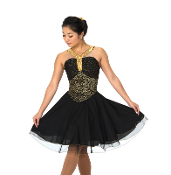 Jerry's 124 Black Swan Dance Dress