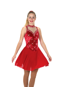 Jerry's 134 Ballroom Bling Dance Dress
