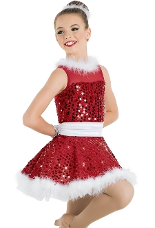 Baby It's Cold Outside Holiday Costume