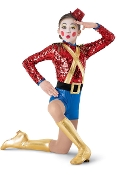 March of the Toy Soldiers Holiday Costume