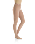 Mondor 3301 Bamboo Footed Figure Skating Tights