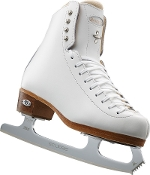 Riedell 435 Bronze Star Womens Figure Skate Boot