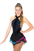 Jerry's 84 Spellbound Figure Skating Dress