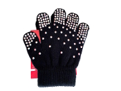 Knit Bling Gloves