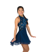 Jerry's 109 Fountain Figure Skating Dress
