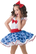 Good Ship Lollipop Dance Dress