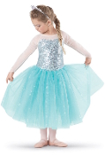 Let It Go Dance Costume