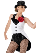 Top Hat, White Tie & Tails Dance Costume