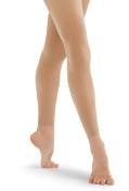 Balera Girls Footless Dance Tights