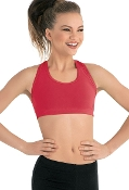 Balera Cotton Racerback Sports Bra Top