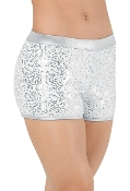 Balera Sequin Dance Shorts