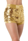 Balera Ultra Sparkle Dance Shorts