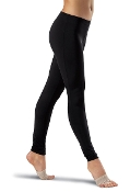 Balera Full Length Black Dance Leggings