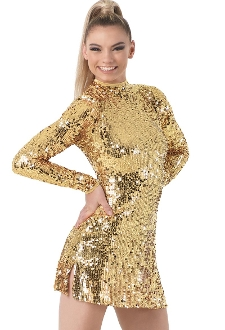 Balera Ultra Sparkle Mini Dress