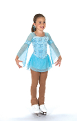 Jerry's 174 Crystal Clear Ice Skating Dress